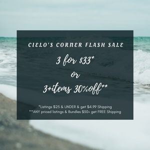 Cielo's Corner ⚠️ FLASH SALE ⚠️